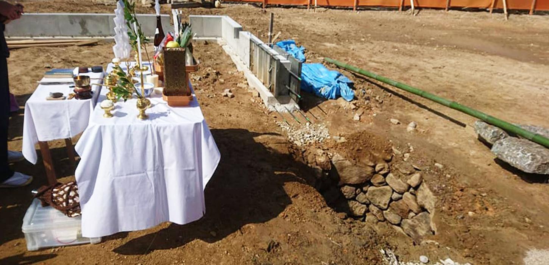 井戸埋め 厠埋め